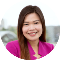Nica Uy - Manager Accounting
